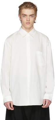 Y-3 White Logo Shirt
