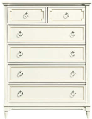 Stanley Furniture Stone & Leigh by Clementine Court 6 Drawer Chest