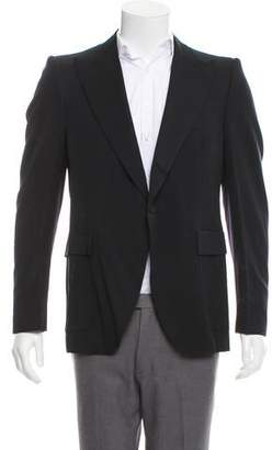Bottega Veneta Wool Single-Button Blazer