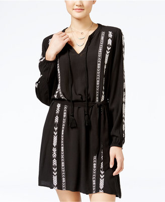 Jessica Simpson Arielle Embroidered Peasant Dress $79.50 thestylecure.com