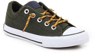 d76977918bcb Converse Chuck Taylor All Star Street Toddler   Youth Slip-On Sneaker -  Boy s