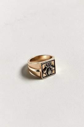 Riakoob Bee Signet Ring