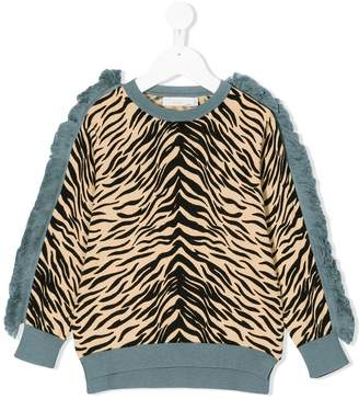 Stella McCartney Alex tiger print jumper