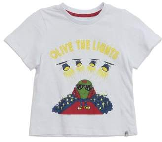 Olive the Lights Graphic T-Shirt