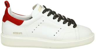 Golden Goose Sneakers starter In White Leather