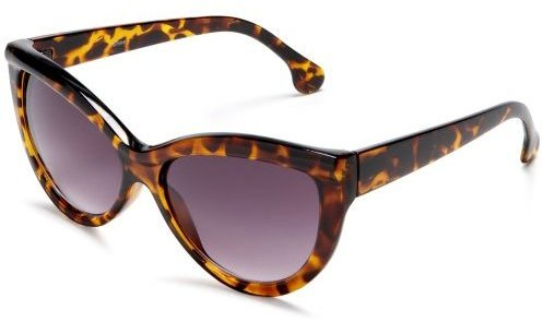 Rampage Women's Lucy Resin Sunglasses