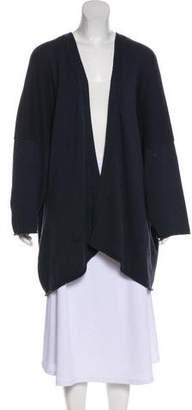 eskandar Knit Long Sleeve Cardigan