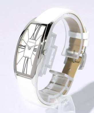 Tiffany & Co. ティファニー時計 Z6401.10.10A20A48AユニセックスホワイトF【 】