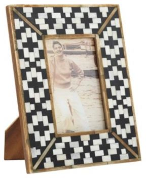 Bone Inlay Frame - 4 X 6
