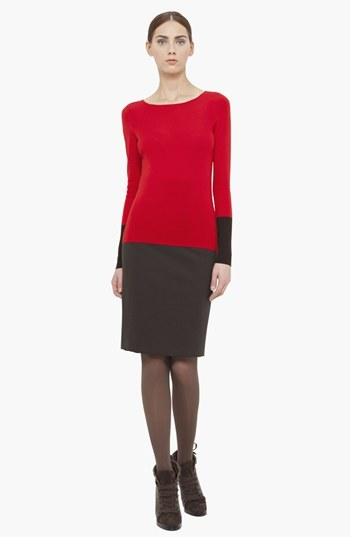 Akris Punto Wool Sweater