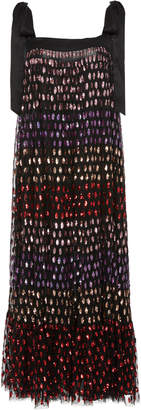 Temperley London Wendy Sequin Tulle Dress