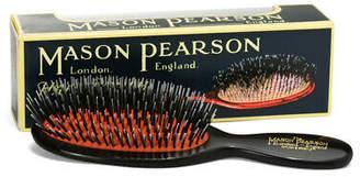 Mason Pearson NEW Black Pocket Bristle & Nylon Brush