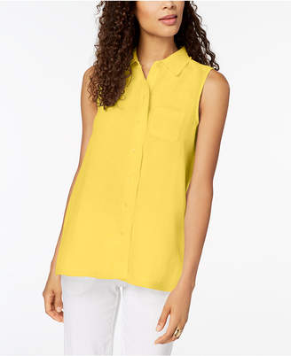 Charter Club Linen Shirt, Created for Macy's