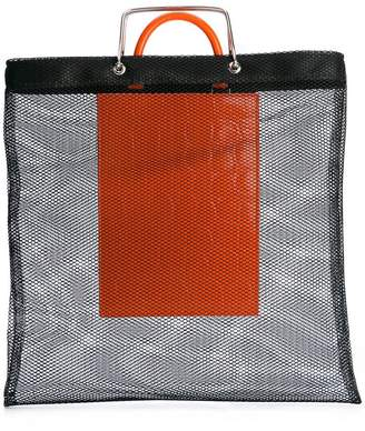 Givenchy mesh shopping bag