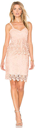 J.O.A. Crochet Dress in Pink $88 thestylecure.com