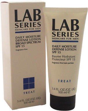 Lab Series Daily Moisture Defense Lotion SPF 15 100.30 ml Men's Skincare