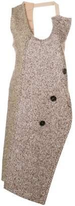 Cavallini Erika apron-style coat