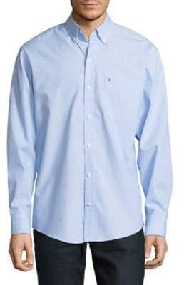 Izod Classic Cotton Sportshirt