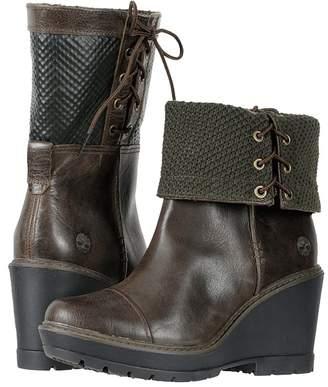 Timberland Kellis Mid Fold Down Boot Women's Boots
