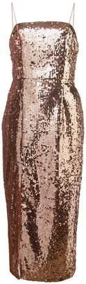 Jay Godfrey spaghetti strap dress