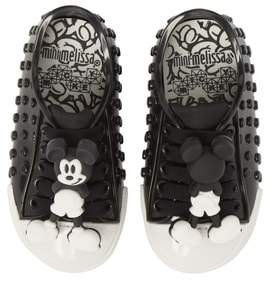 Mini Melissa Polibolha Disney's Mickey Mouse(R) Sneaker