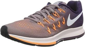 Nike Women's Air Zoom Pegasus 33 Smoke/White Running Shoe 8 Women US