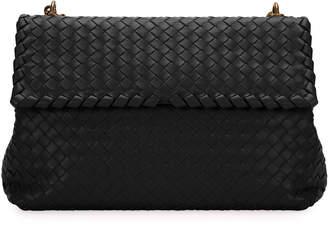 de43a09259 at Bergdorf Goodman · Bottega Veneta Olimpia Medium Napa Chain Shoulder Bag