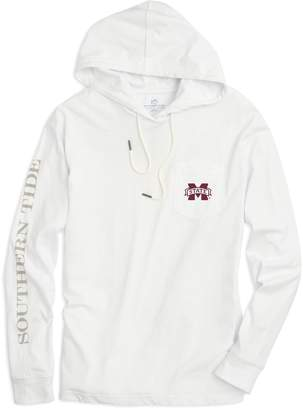 Southern Tide Gameday Hoodie T-shirt - Mississippi State University