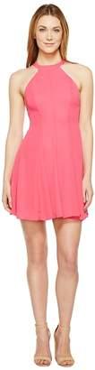 Brigitte Bailey Akeema High Neck Dress Women's Dress