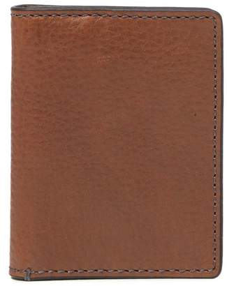 Fossil Richard Leather RFID Card Wallet