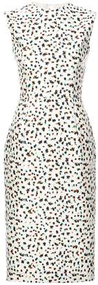 Jason Wu Collection floral print sleeveless dress