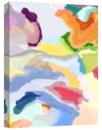 Color Mix IV Decorative Canvas Wall Art 11