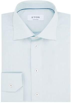 Eton Contemporary Fit Twill Shirt