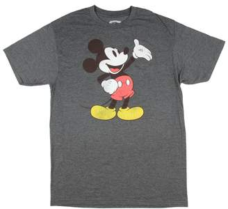 Mighty Fine Disney Mickey Mouse Wave Men's T-shirt