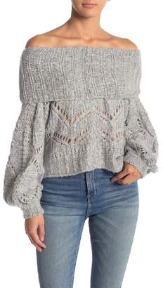 Free People Nimbus Cloud Pullover Sweater