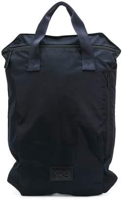 Y-3 nylon drawstring backpack