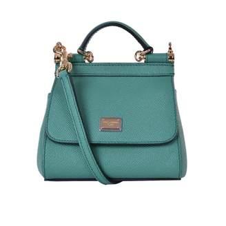 a052aea61e Pre-Owned at Vestiaire Collective · Dolce   Gabbana Sicily leather handbag