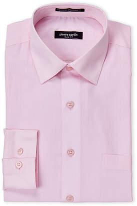 Pierre Cardin New Pink Slim Fit Dress Shirt