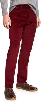 Joe's Jeans Men's Straight-Leg Corduroy Pants