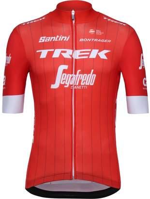 Santini Trek-Segafredo Fan Line Jersey - Men's