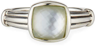 Lagos Venus Mother-of-Pearl Ring, Size 7