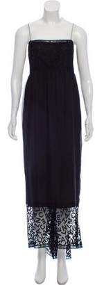 Chanel Silk Maxi Dress
