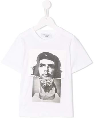 Neil Barrett Kids graphic print T-shirt