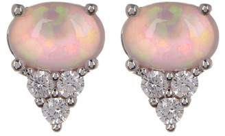 Nordstrom Rack Oval Opal Stud Earrings