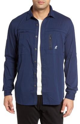 Men's Gramicci No-Squito Regular Fit Travel Shirt $69.50 thestylecure.com