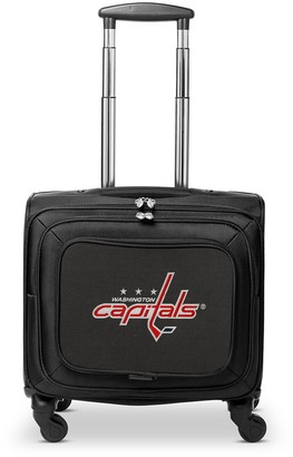Denco Sports Luggage Washington Capitals 16-in. Laptop Wheeled Business Case