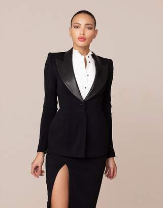 Agent Provocateur Flint Jacket Black