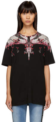 Marcelo Burlon County of Milan Black Kolpoke T-Shirt