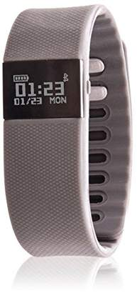 Zunammy Women's 'Activity Tracker with Call and Message Reminders' Automatic Plastic and Rubber Smart Watch