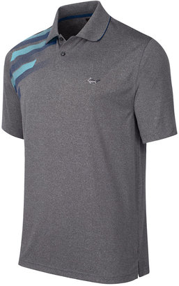 Greg Norman for Tasso Elba Men's Big & Tall Performance Polo, Only at Macy's $65 thestylecure.com